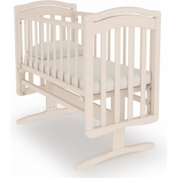 Детская кроватка Гандылян Лили колыбель (поперечный маятник)