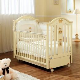 Кроватка Pali Royal Capriccio (Каприччио) с музыкой витринный образец