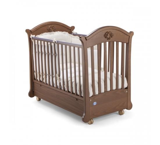 Детская кроватка Pali Angelica Маятник с ящиком