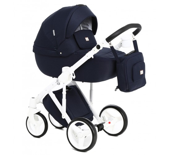 Детская коляска Adamex Luciano Deluxe 3 в 1