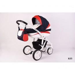 Детская коляска Darex Kalifornia S 2 в 1