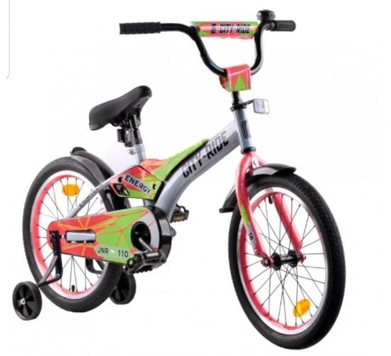 Велосипед двухколёсный City Ride 18 дюймов