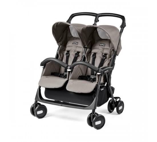 Прогулочная коляска для двойни Peg-Perego Aria Shopper Twin