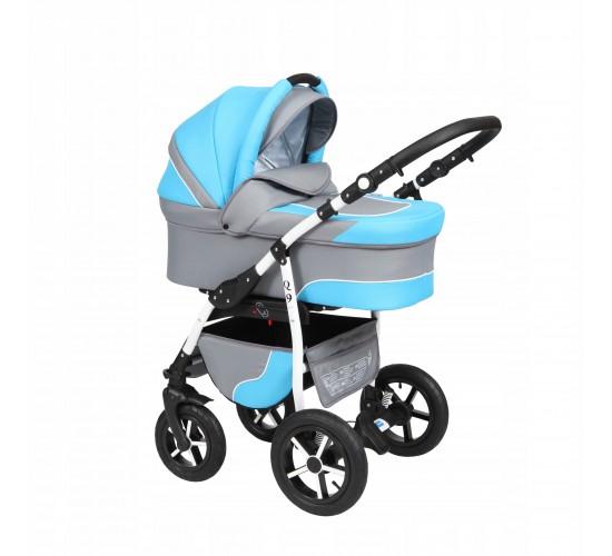 Детская коляска 2в1 Baby Merc Q9