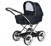 Детская коляска люлька Peg Perego Cula 2021 шасси хром