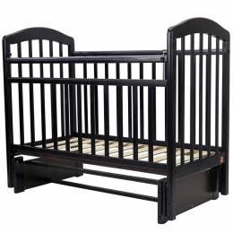 Кроватка Топотушки Лира 5 венге