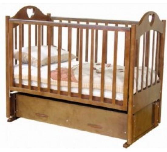 Кроватка Можга Альбина с 646 витринный образец