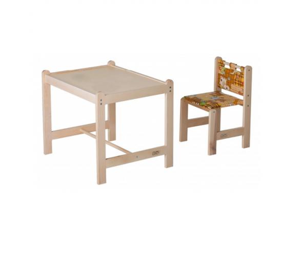 Стол стул гном малыш-2 вырастайка