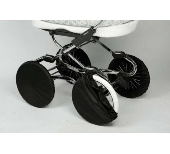Чехлы на колёса для детской коляски 12-14 дюймов