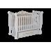 Детская Кроватка Элегия с мягкой стенкой