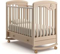 Детская кроватка-качалка Гандылян Джулия Бабочка