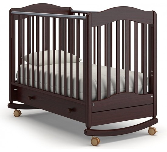 Детская кроватка-качалка Гандылян Ванечка