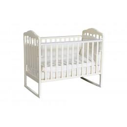 Детская кроватка Антел Рута 2 колесо-качалка