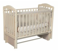 Детская Кроватка Антел Рута 3/5 с универсальным маятником