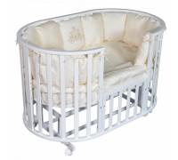 Детская кроватка Антел Мирра 3