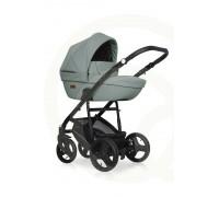 Детская коляска универсальная Riko Basic Aicon Pastel 2 в 1