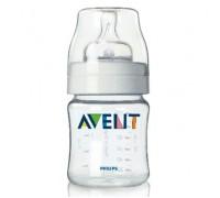 Бутылочка для кормления 125 мл (полипропилен). Avent. Арт. 86030