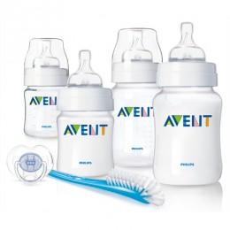 Набор бутылочек для новорожденного PP. Avent. Арт. 86210