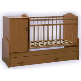 Кровать – трансформер СКВ-73002. Арт.730026(бук).