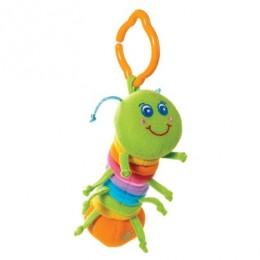 Развивающая игрушка Гусеничка Арт.384