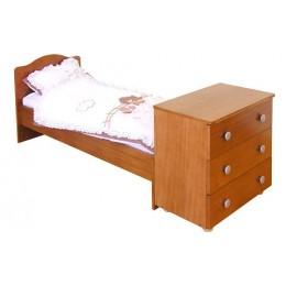 Кроватка Гоша - 1