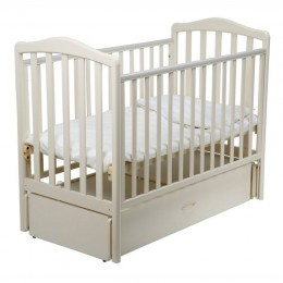 Детская кроватка Papaloni Винни маятник
