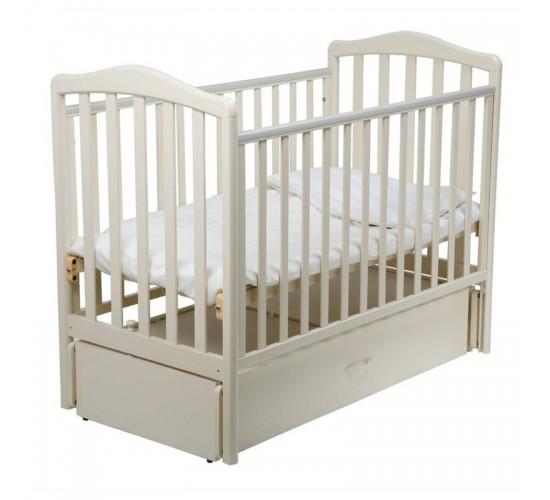 Детская кроватка Papaloni Винни маятник витринный образец