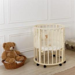 Детская кроватка-трансформер 3в1 Incanto Gio