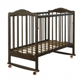 Кровать СКВ-2 Арт. 230118 (тёмный орех)