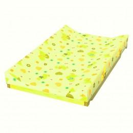 """Доска для пеленания """"Гном"""" желтый"""