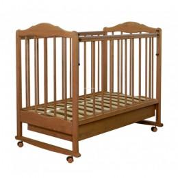 Кровать СКВ-2 Арт. 231116 (каштан)