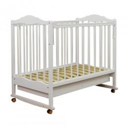 Кровать СКВ-2 Арт. 231111 (белая)