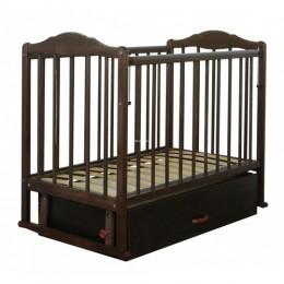 Кровать СКВ-23200 Арт. 232008 (темный орех)