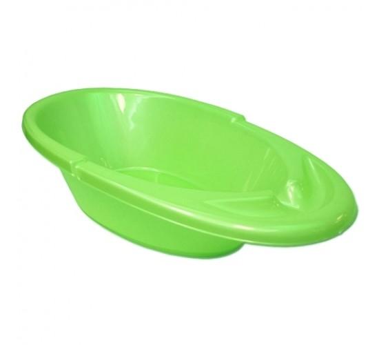 Детская ванна «Счастливый малыш» салатовый
