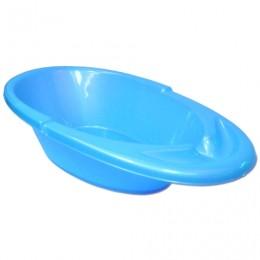 Детская ванна «Счастливый малыш» голубой
