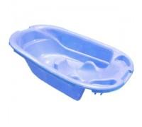 Ванна детская анатомическая голубой