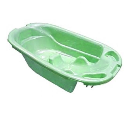 Ванна детская анатомическая салатовый