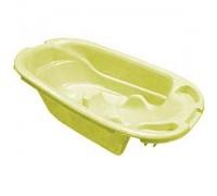 Ванна детская анатомическая  желтый