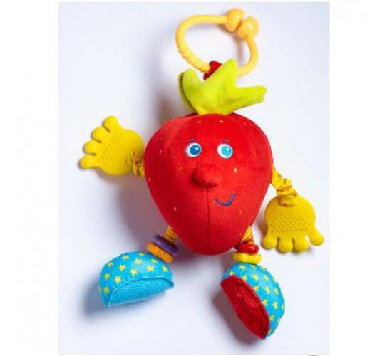 Развивающая игрушка Клубничка Салли Арт. 410