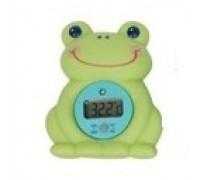 Универсальный термометр для ванны «MAMAN» Арт. RT-01 лягушонок