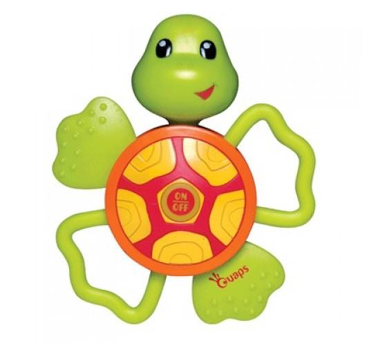 Развивающая игрушка Черепаха с прорезывателями, со звуковыми эффектами Арт. 61153