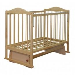 Кровать СКВ-2 Арт. 234005 (натуральный)