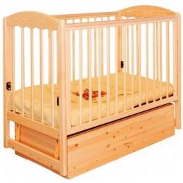 Кровать СКВ-3 Арт. 332005 (натуральный)