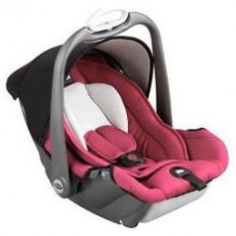 Автопереноска Roan Babies Millo 0-13 кг. Amaranth (темно-розовая)