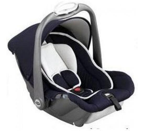 Автопереноска Roan Babies Millo 0-13 кг.  Navy (темно-синяя)