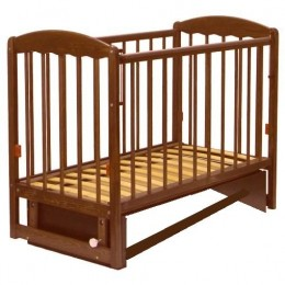 Кровать СКВ-3 Арт. 334007 (орех)