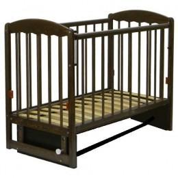 Кровать СКВ-3 Арт. 334008 (темный орех)