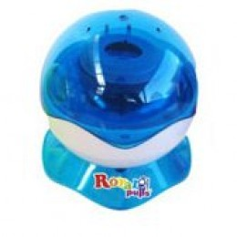 Портативный ультрафиолетовый стерилизатор для пустышек Royal Pups голубой