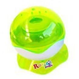 Портативный ультрафиолетовый стерилизатор для пустышек Royal Pups зеленый