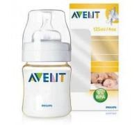 Бутылочка для кормления 125 мл. BPA-Free. Avent. Арт. 86020
